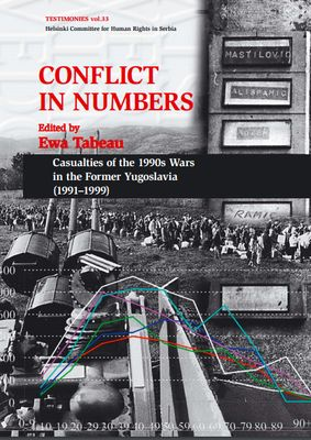 Conflict in Numbers Cover Image