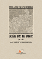 Enquiry on the Balkans Cover Image