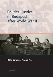 Political Justice in Budapest after World War II