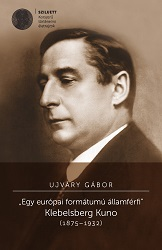 """A politician of European stature"" Cover Image"
