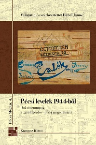 Pécs Letters from 1944 Cover Image
