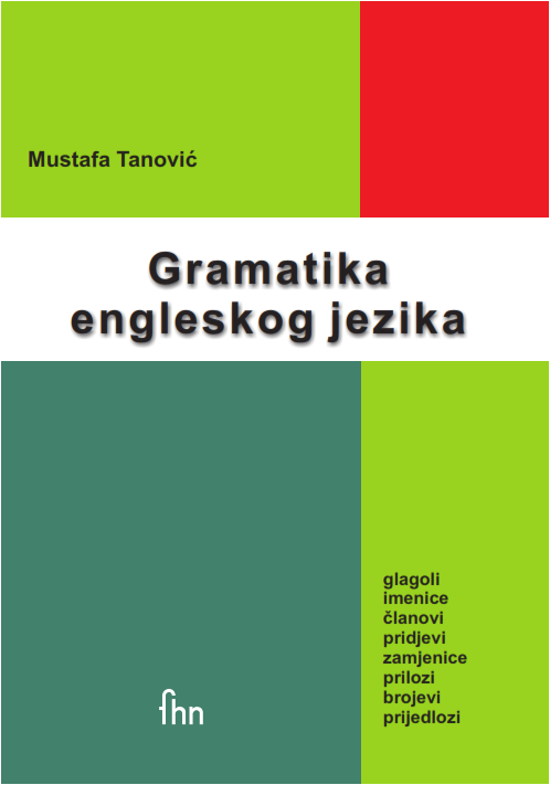 A Grammar of the English Language Cover Image