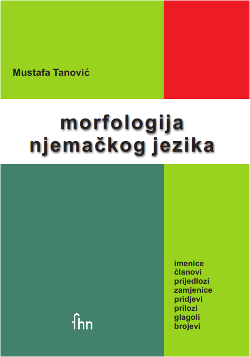 Morphology of the German Language Cover Image