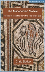 The Macedonian Mosaic: Pieces of Insight from the Pre-Crisis Years