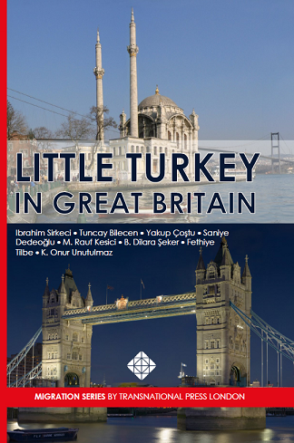 Little Turkey in Great Britain Cover Image