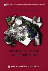 Semiotics, image and narration