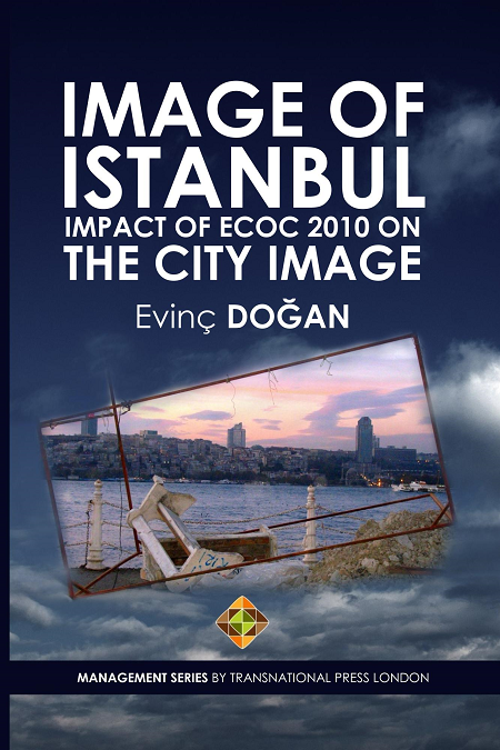 Image of Istanbul, Impact of ECOC 2010 on the city image Cover Image