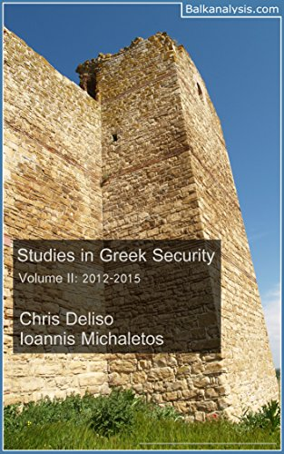 Studies in the Greek Security Sector, Volume II: 2012-2015 Cover Image