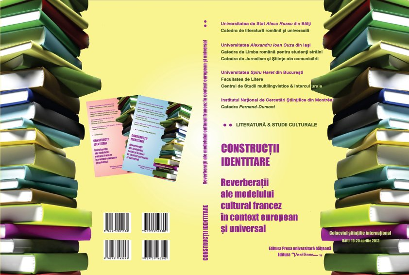 Identity constructs - Literature & Cultural studies Cover Image