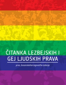 Reader of lesbian and gay human rights Cover Image