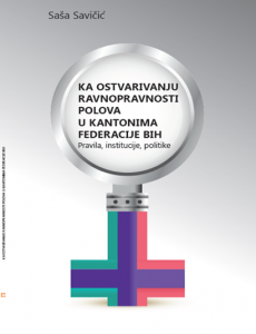 Towards achieving gender equality in the cantons of the Federation of BiH Cover Image
