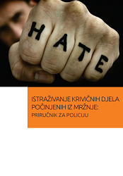 Investigating hate crimes Cover Image