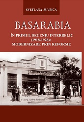 Interwar Bessarabia in the first decade (1918-1928). Modernizing reforms Cover Image