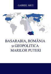 Bessarabia, Romania and Geopolitics of the Great Powers Cover Image