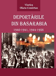 Deportations in Bessarabia 1940-1941, 1944-1956 Cover Image