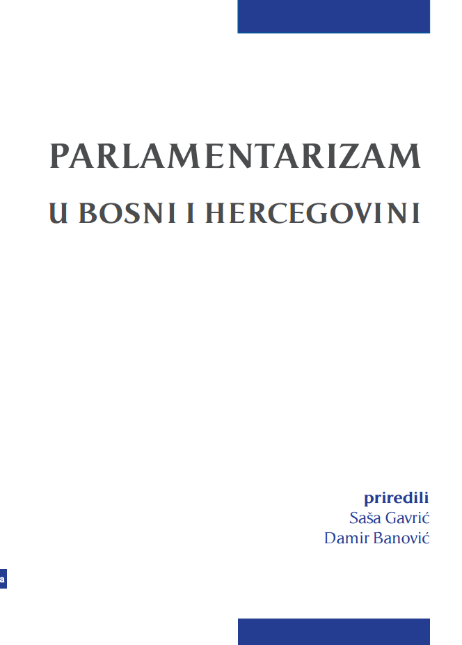 ROLE OF PARLIAMENT IN MODERN DEMOCRACIES Cover Image