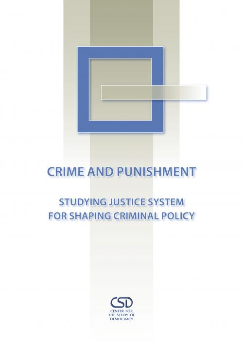 Crime and Punishment: Studying Justice System for Shaping Criminal Policy