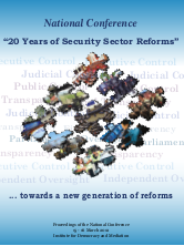 20 Years of Security Sector Reforms in Albania. …towards a new generation of reforms. A National Conference