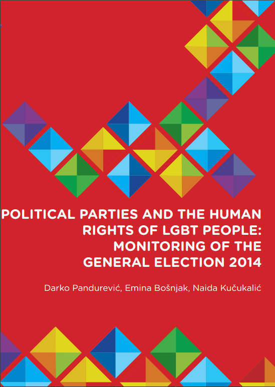 Political Parties and the Human Rights of LGBT People: Monitoring of the General Election 2014
