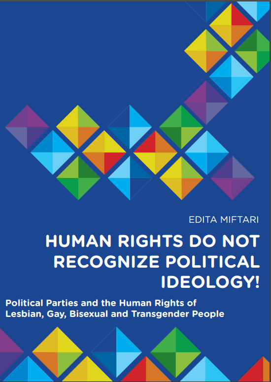 Human Rights do not Recognize Political Ideology: Cover Image