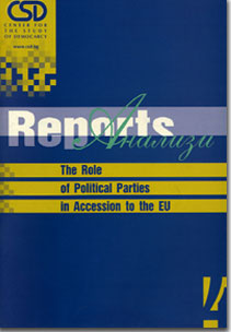#04 The Role of Political Parties in Bulgaria's Accession to the EU