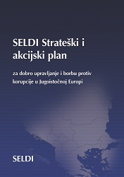 SELDI Strategy and Action Agenda for Good Governance and Anticorruption in Southeast Europe Cover Image