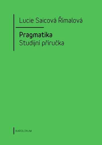 Pragmatics Cover Image