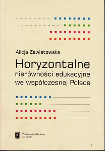 HORIZONTAL EDUCATIONAL INEQUALITIES IN CONTEMPORARY POLAND Cover Image