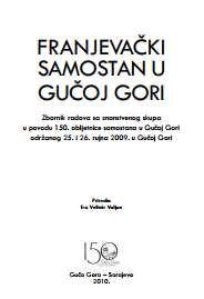 Notable persons of the monastery of Guča Gora Cover Image
