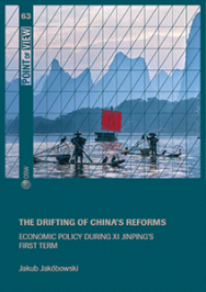 The drifting of China's reforms. Economic policy during Xi Jinping's first term Cover Image