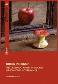 Crisis in Russia. The degradation of the model of economic governance