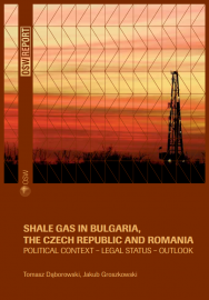 Shale gas in Bulgaria, the Czech Republic and Romania. Political context - legal status - outlook