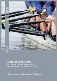 Closing the gap? Military co-operation from the Baltic Sea to the Black Sea