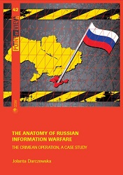 The anatomy of Russian information warfare. The Crimean operation, a case study Cover Image