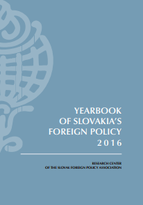 Yearbook of Slovakia's Foreign Policy 2016