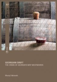 Georgian drift. The crisis of Georgia's way westwards Cover Image