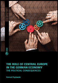 The role of Central Europe in the German economy. The political consequences Cover Image