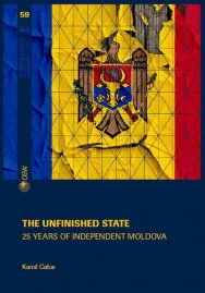 The unfinished state. 25 years of independent Moldova