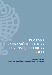 Yearbook of Slovakia's Foreign Policy 2011 Cover Image