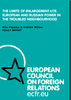 (014) THE LIMITS OF ENLARGEMENT-LITE: EUROPEAN AND RUSSIAN POWER IN THE TROUBLED NEIGHBOURHOOD