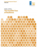 UNDP Human Development Report 2016 – SERBIA – SOCIAL CAPITAL: The invisible Face of Resilience Cover Image