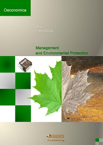 Management and Environmental Protection Cover Image