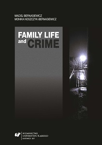 Family Life and Crime. Contemporary Research and Essays Cover Image