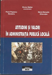 Attitudes and values ​​in local public administration Cover Image