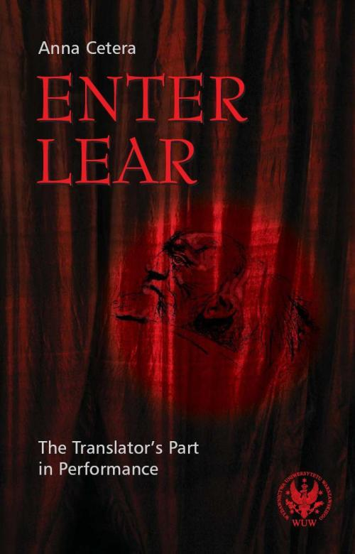 Enter Lear. The Translator's Part in Performance Cover Image