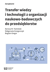 Transfer of knowledge and technology from scientific research organizations to enterprises Cover Image