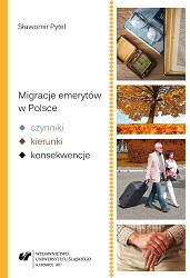 The migration of old age pensioners in Poland – factors, directions, consequences Cover Image