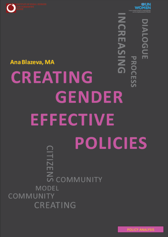 Creating Gender Effective Policies
