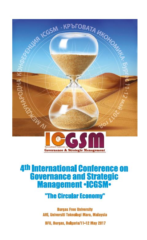 4th INTERNATIONAL CONFERENCE ON GOVERNANCE AND STRATEGIC MANAGEMENT
