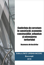 Research conference on constructions, economy of constructions, architecture, urbanism and territorial development. Abstract Proceedings Cover Image